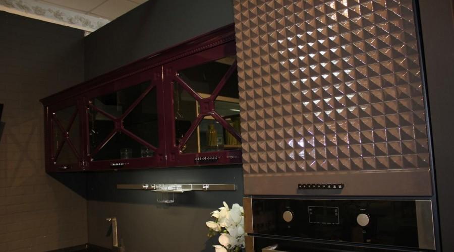 Распродажа выставочных образцов кухонных гарнитуров со скидкой до 40%