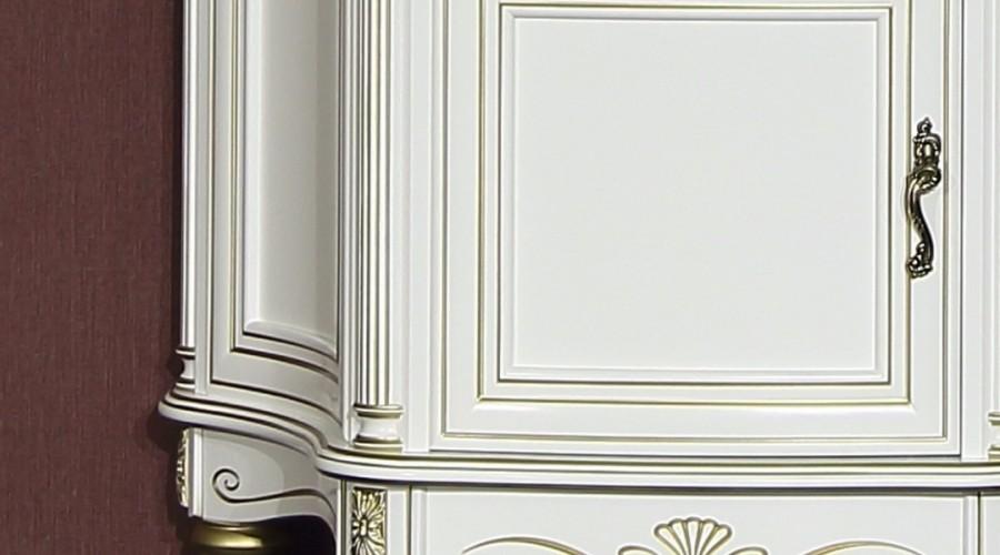 """Гостиная """"Палермо"""" от студии мебели """"НОВЫЙ ДОМ Verona"""""""