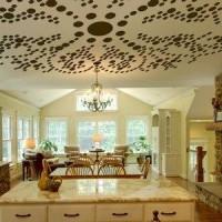 Скидка 40% на резные потолки