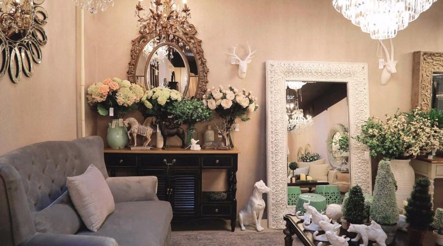 Салоны мебели и декора FULL HOUSE