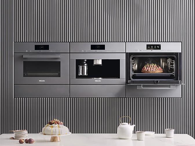 Скидка до 15% при покупки комплекта техники для кухни Miele