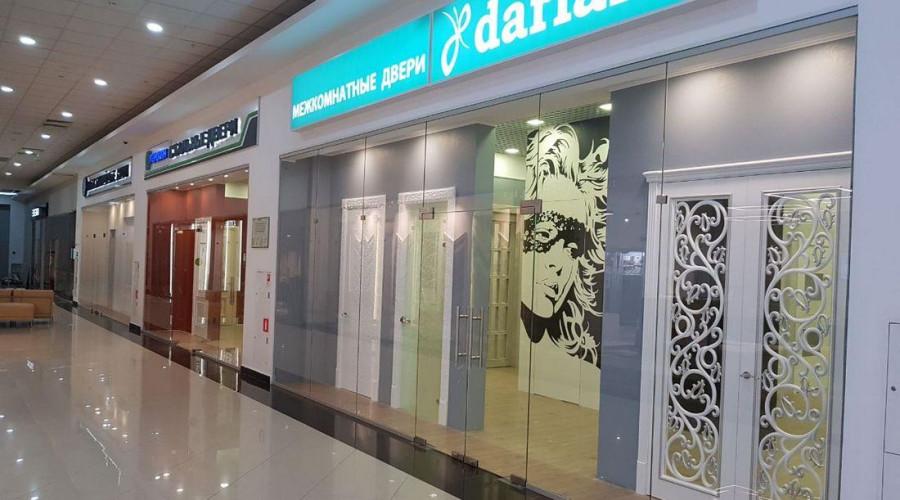 Фирменный салон Dariano