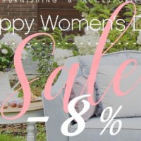 SALE! -8% на весь декор, посуду, цветы, зеркала и картины!